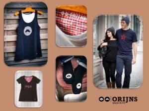 des vêtements made in France