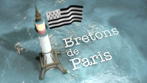 Un commerce breton à paris