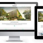 La création d'un site vitrine pour dynamiser votre activité en Bretagne