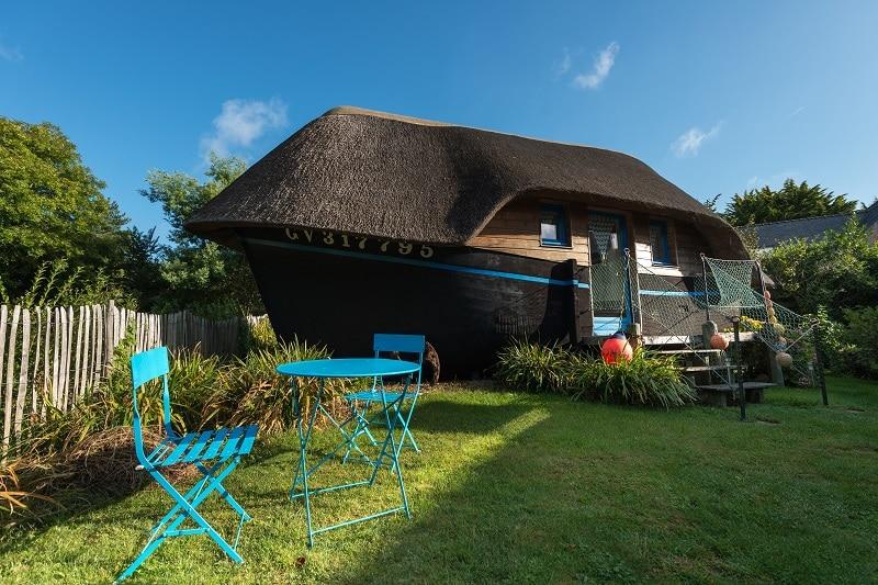 maison haut de gamme en Bretagne