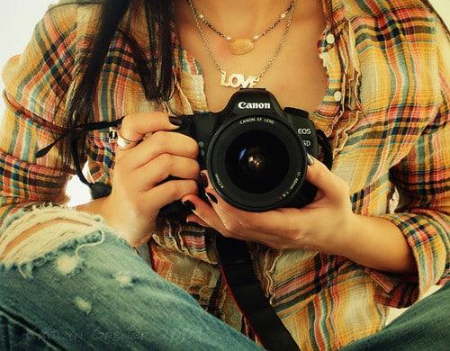 apprendre la photo
