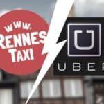 Uber Rennes : est-ce qu'un artisan taxi est plus sympa qu'un chauffeur Uber ?