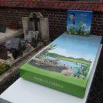 Des tombes personnalisées dans les cimetières bretons !