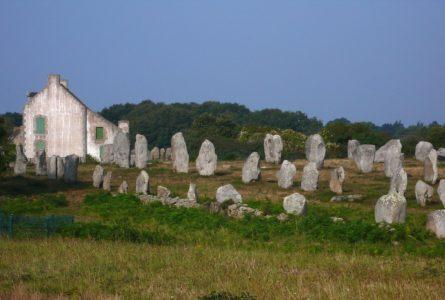 Une courte visite en Bretagne