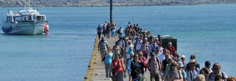touristes Bretagne