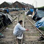 Les migrants de Calais de nouveau à … Calais