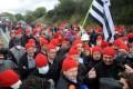 Les dérives du mouvement des bonnets rouges en Bretagne
