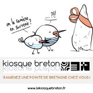 Kiosque Breton