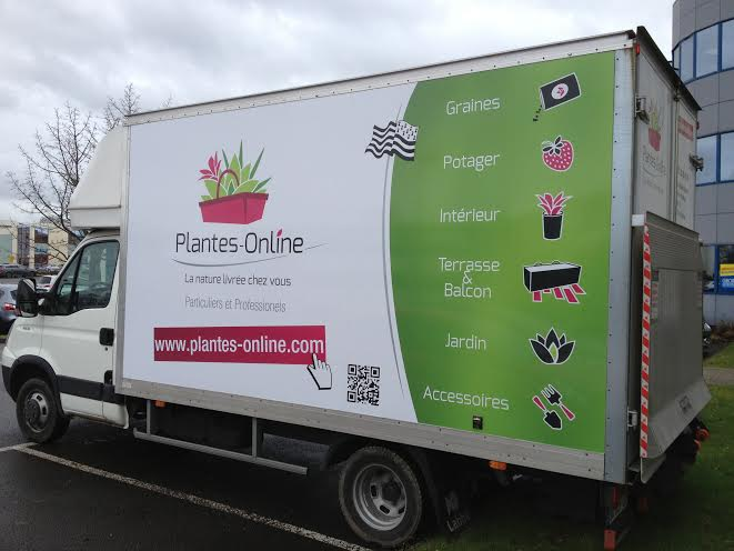 Camion Plantes Online