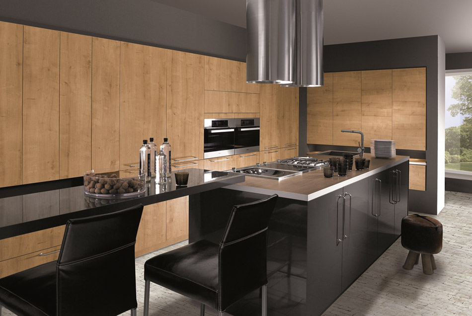 un retour en force de la cuisine dans vos maisons. Black Bedroom Furniture Sets. Home Design Ideas