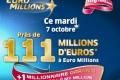 Euromillions : Jackpot de 111 millions d'euros, un breton va-t-il l'emporter ?