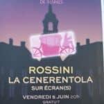 Opéra en plein air : La Cenerentola