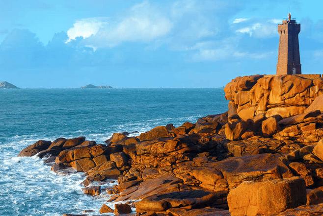 Mer en Bretagne