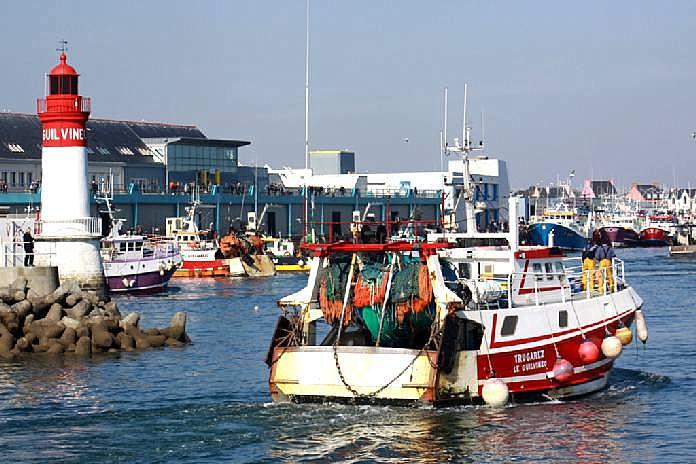Célèbre La Bretagne détient le premier port de pêche de France - The Daily  JM86