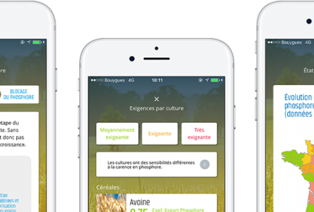 Timac Agro lance l'application Phosph 'Or