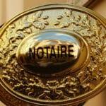 Quel est le rôle d'un notaire?
