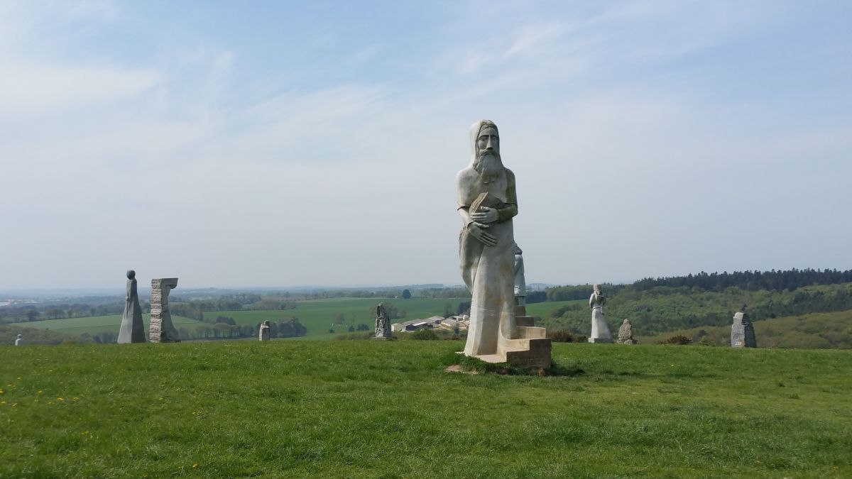 Un saint de la vallée des Saints