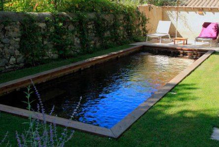 Aménagement de jardin: pourquoi opter pour un bassin préformé rectangulaire?