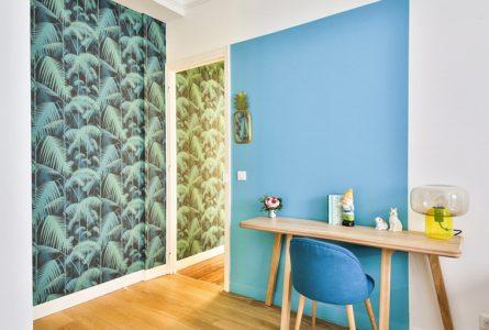 Comment bien rénover des murs en papier peint ?