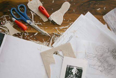La linogravure : à la découverte de cette technique de gravure