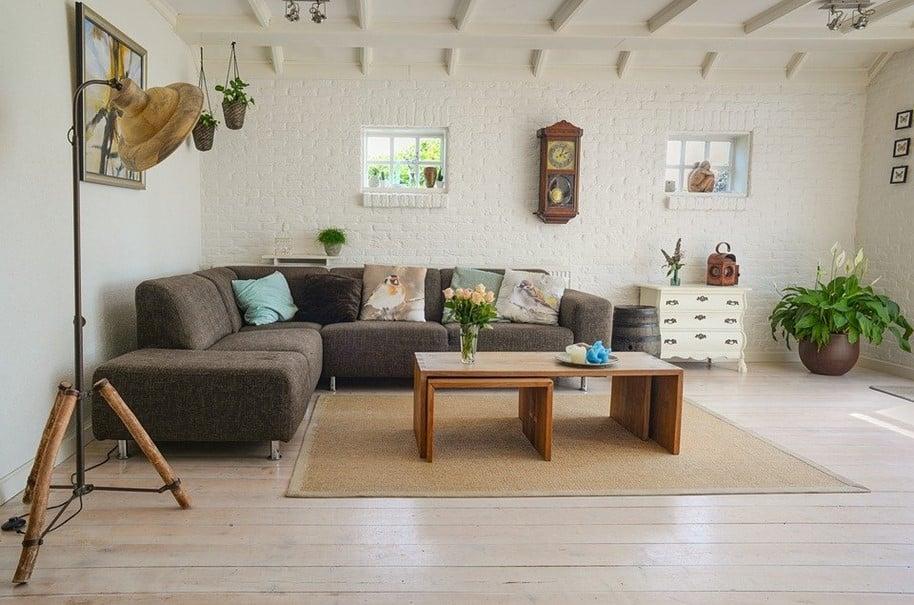 Un living room